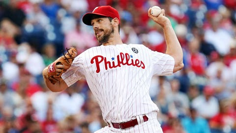 Cliff Lee and the rest of the starting rotation