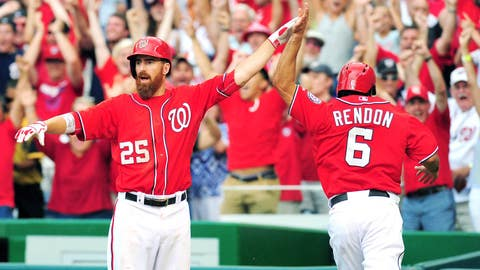 5. Washington Nationals