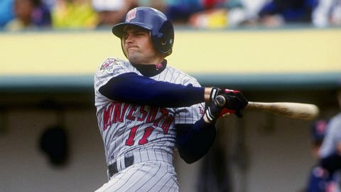 Chuck Knoblauch, former Twins second baseman