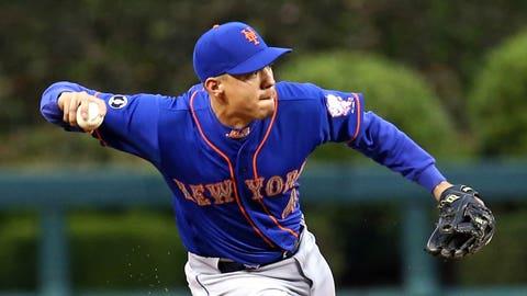 Wilmer Flores is the team's weak link