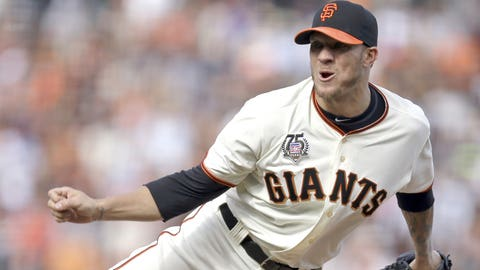 8. San Francisco Giants
