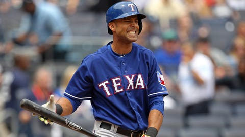 30. Texas Rangers