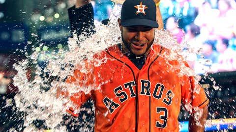 28. Houston Astros