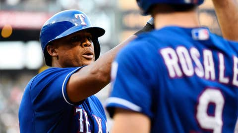 Can Beltre & the Rangers unseat the Angels?