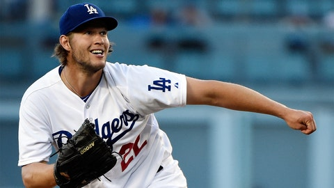 July NL Pitcher of the Month: Clayton Kershaw, Dodgers
