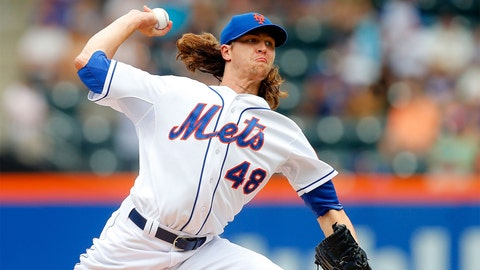 July NL Rookie of the Month: Jacob deGrom, Mets