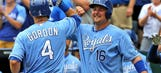 Royals steal 7 bases in 7th straight win, narrow AL Central gap