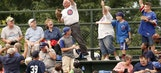 Daredevil 65-year-old? Now THIS is the MLB fan catch of the year
