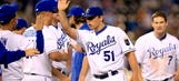 Royals' Vargas tosses 3-hitter, shuts down A's 3-0