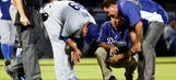 Dodgers place lefty Ryu on DL with strained muscles near right hip