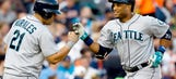 M's leapfrog Tigers in AL wild-card race behind Cano, Paxton