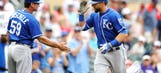 Surging Royals blow past Twins, increase lead in AL Central