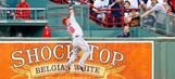 Angels win on ninth-inning double, but jaw-dropping catch steals show