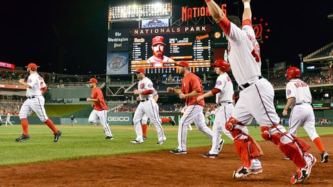 4. Washington Nationals