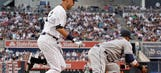 Jeter milestone hit changed to an error, but he still gets keepsake