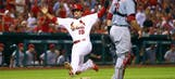 Walk-off plunk: Cards beat Reds on bases-loaded HBP in 9th