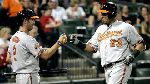 4. Baltimore Orioles