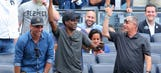Comedian Rock scores foul ball at Yankee game, gives it to kid