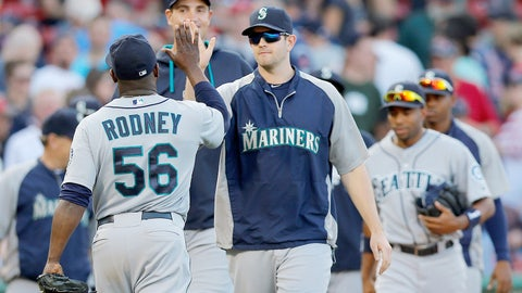 8. Seattle Mariners