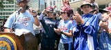 Philly honors Taney, Mo'ne Davis with parade, 'leadoff walk'