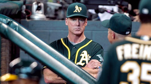Oakland Athletics: Bob Melvin