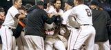 Posey hits walk-off, two-run blast, Giants defeat Rockies