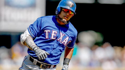 DOWN: Rougned Odor