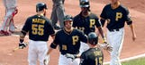 Pirates squeak by Reds, move within game of wild card
