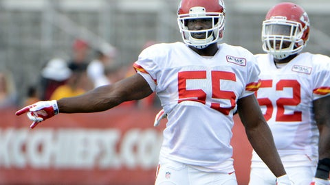 Dee Ford, LB, Chiefs