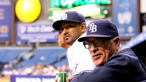 18. Tampa Bay Rays