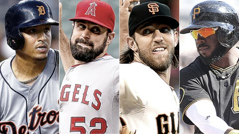 August: Players & Pitchers of the Month