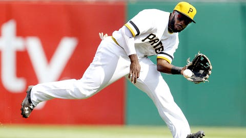 August NL Player of the Month: Josh Harrison, Pirates