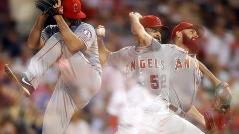 August AL Rookie of the Month: Matt Shoemaker, Angels