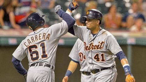 9. Detroit Tigers