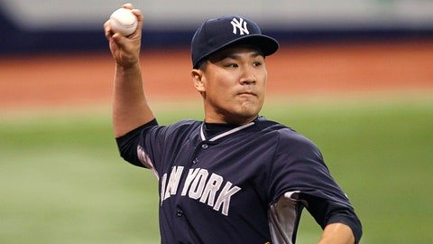 19. Masahiro Tanaka, New York Yankees: $155 million over 7 years