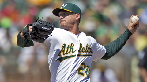 5. Oakland Athletics