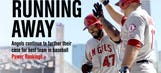 Power Rankings: Angels maintain hold on top spot