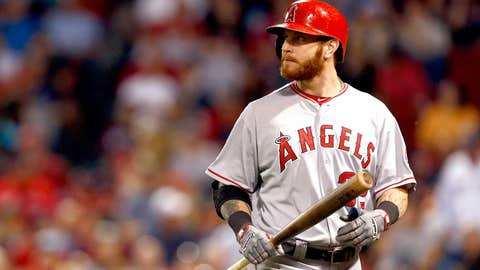 JOSH HAMILTON failed to deliver at the plate once again