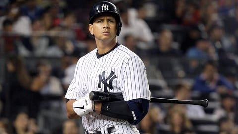 2. Alex Rodriguez, New York Yankees: $275 million over 10 years