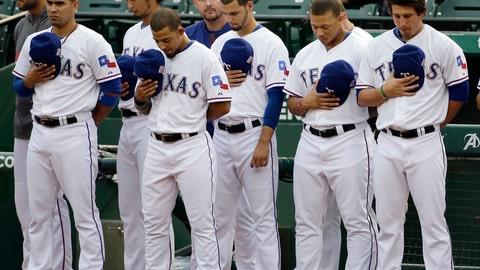 Texas tribute
