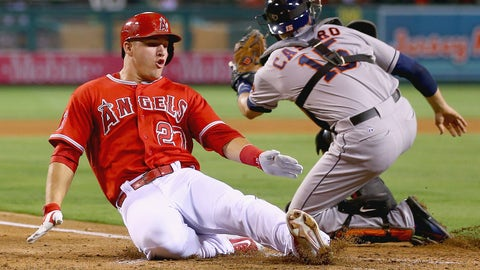 Mike Trout's MVP campaign