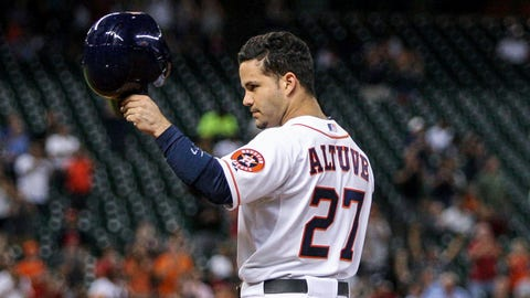 25. Houston Astros