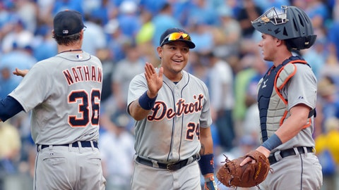 6. Detroit Tigers