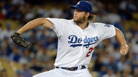 7. Clayton Kershaw, Los Angeles Dodgers: $215 million over 7 years
