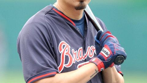 Ramiro Pena, IF, Braves
