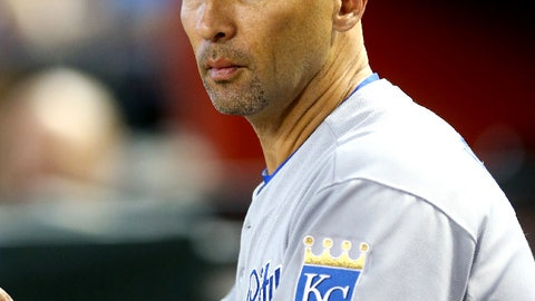 Raul Ibanez, OF Royals