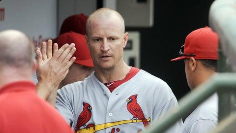 Mark Ellis, 2B, Cardinals