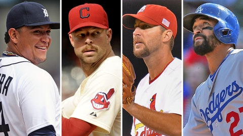 September Players & Pitchers of the Month