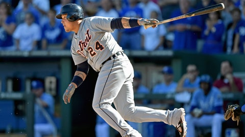 September AL Player of the Month: Miguel Cabrera, Tigers