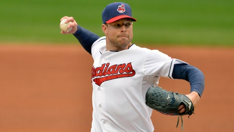 Kluber emerges as Indians ace